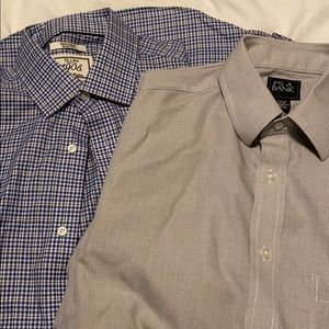 Jos A Bank Slim Fit shirt bundle